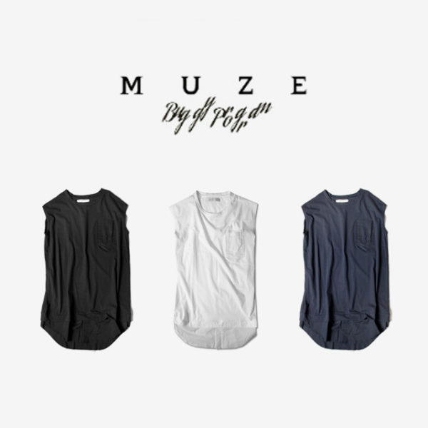 MUZE 2015SS Collection 【BUGGY PROGRAM】 NEW ARRIVAL!!『LAYERED N/S TEE』