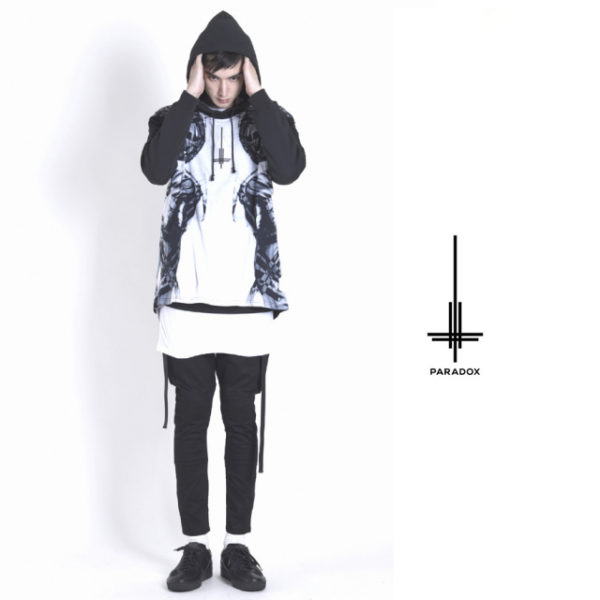 "NEW ARRIVAL / 【PARADOX】 2015AW COLLECTION ""GRAPHIC TEE"""