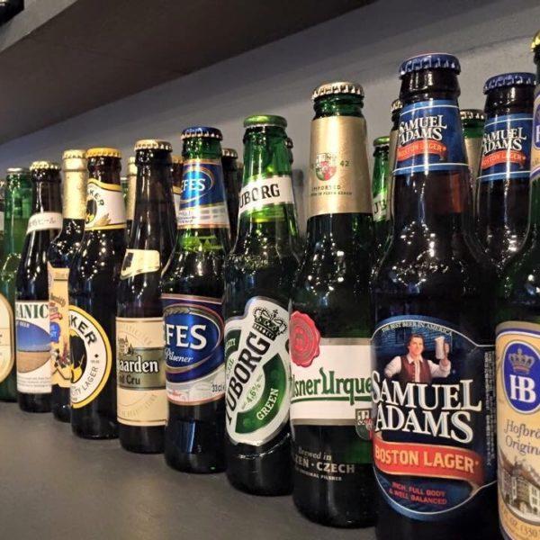 KARAKUSA DINER 海外瓶ビール各種取り揃えております!!