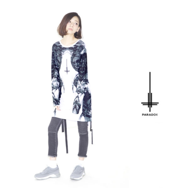 新作入荷【PARADOX】SUPER LONG CUTSEWN