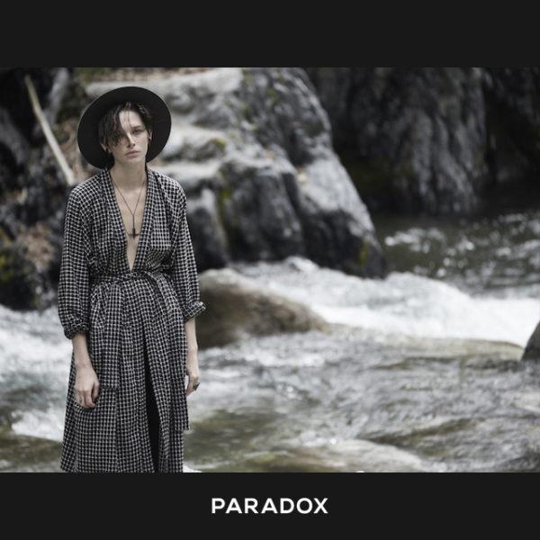 【PARADOX】 SHINTO COAT