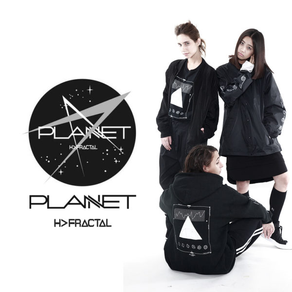 『PLANNET by H>FRACTAL』OFFICIAL SITE OPEN!!