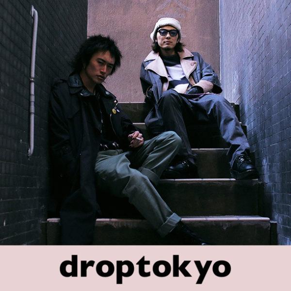 "WEB MAGAZINE ""DROP TOKYO"" に アパレル事業部 PRESS STAFF が掲載されました。"