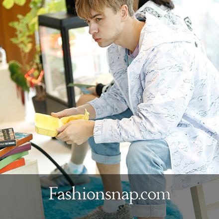 """""""fashionsnap.com"""" にて """"THE TEST(ザ テスト)"""" の最新コレクションが掲載されました。"""