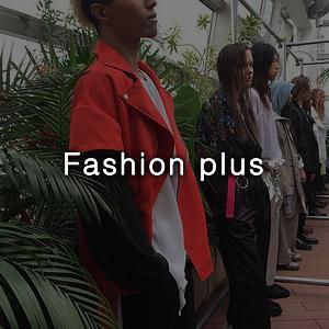 """ファッションサイト""""Fashion plus""""にて東京コレクション【Amazon Fashion Week TOKYO】での弊社ブランドデビューインスタレーションの模様を掲載して頂きました。"""