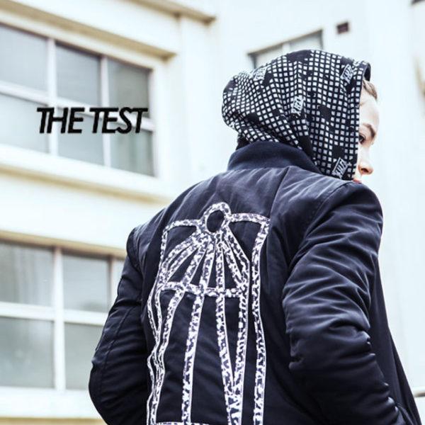 【THE TEST】MA-1