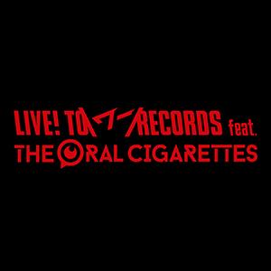 タワーレコード「LIVE! TO\ワー/ RECORDS feat. THE ORAL CIGARETTES」 メインビジュアルにてMUZEコラボ衣装をご着用頂きました。