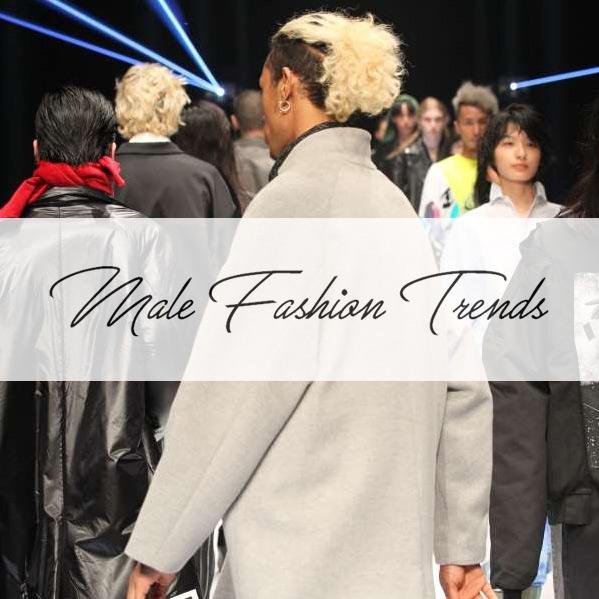 """海外ファッションウェブマガジン""""malefashiontrends"""" にてMUSEUM by H>FRACTAL2017年秋冬のランウェイショーが掲載されました。"""