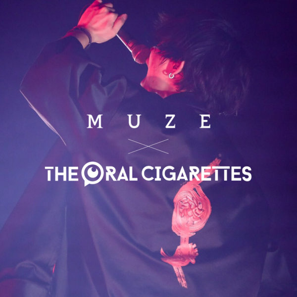 【MUZE × THE ORAL CIGARETTES 山中拓也】 コラボレーションLIVE衣装を製作致しました。