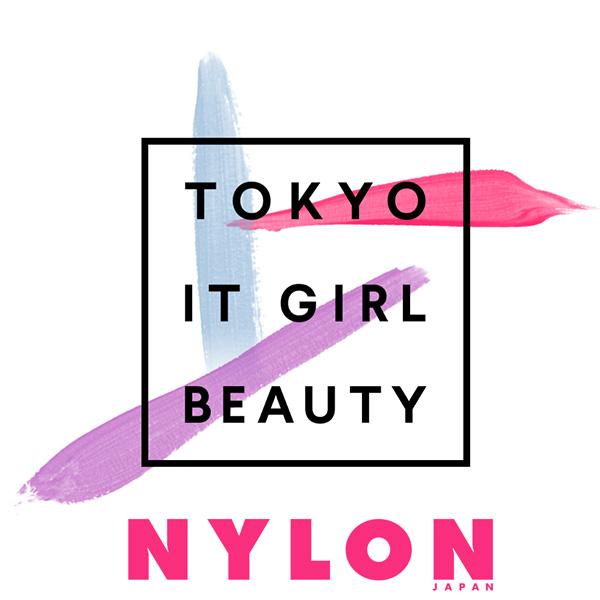 """""""NYLON JAPAN""""WEBサイトの「TOKYO IT GIRL BEAUTY」にてPARADOXのアイテムを衣装提供致しました。"""