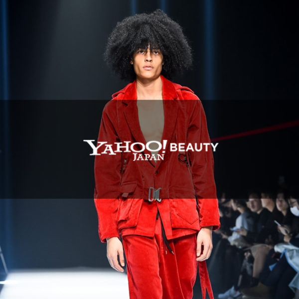"""""""YAHOO! JAPAN BEAUTY"""" にてMUSEUM by H>FRACTAL2017年秋冬のランウェイショーが掲載されました。"""