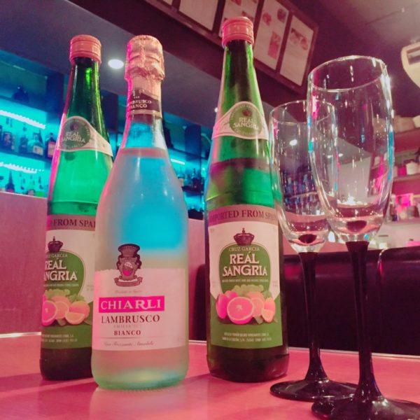 ☆大人女子会☆スパークリングワイン、サングリア飲み放題