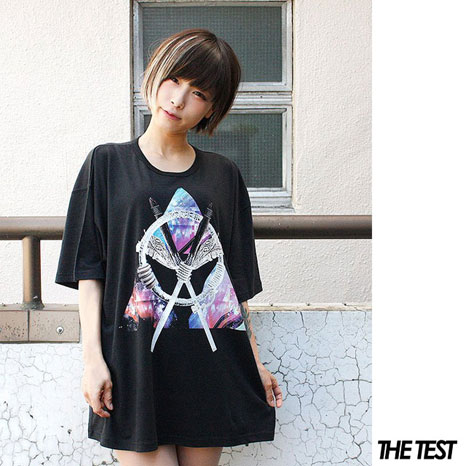 NEW ARRIVAL【THE TEST】BIG TEE