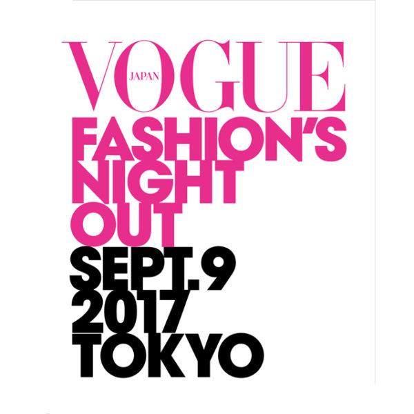 2017.9.9.SAT VOGUE FASHION'S NIGHT OUT TOKYO