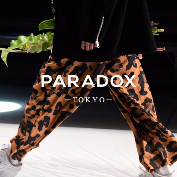 """2017.8.18.FRI IN STORE 【PARADOX】2017 Autumn Winter Collection """"CHLORIS"""""""