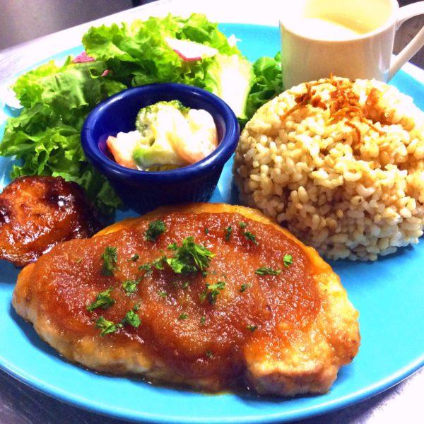 【今週のABCデリプレート】 一軒家レストラン ルーフトップカフェ 横浜