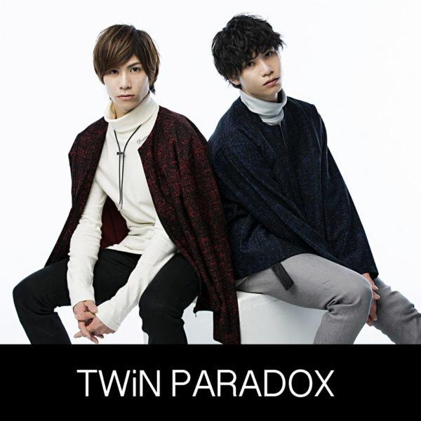 """""""TWiNPARADOX"""" の新アーティスト写真にて""""MUZE""""と""""UNCLOD""""のアイテムを衣装提供致しました。"""
