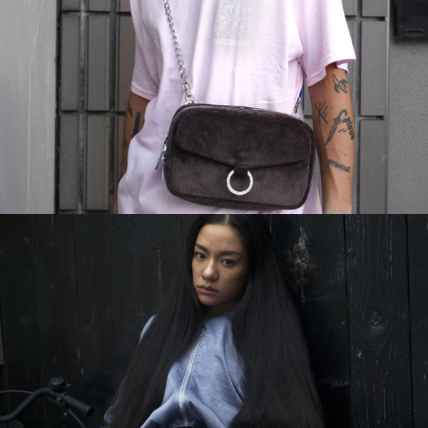 9/14(Thu):STAFF BLOG 【MUZE】IN-VALID BAG&【Awich】 posted by MARZY