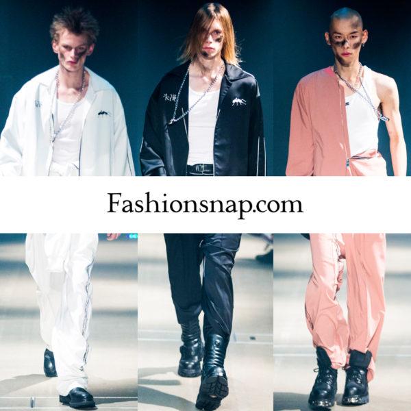 """""""Fashionsnap.com""""にMUZE 2018春夏コレクションが掲載されました。"""