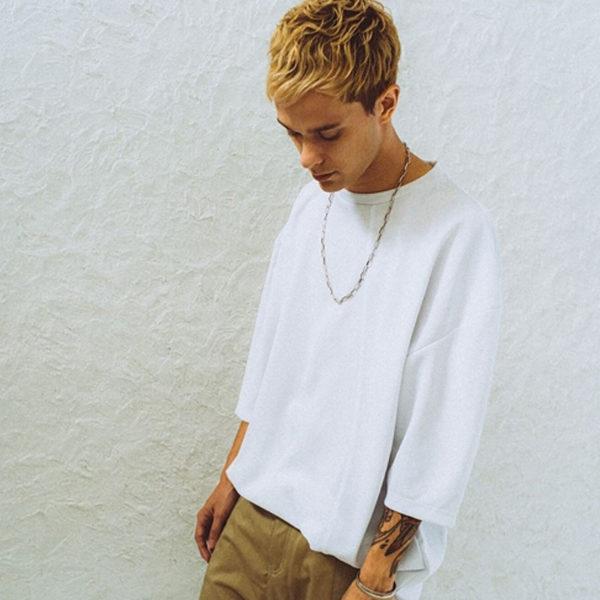 MUZE衣装提供 Coldrain、Masato / NOVE 18SS IMAGE LOOK