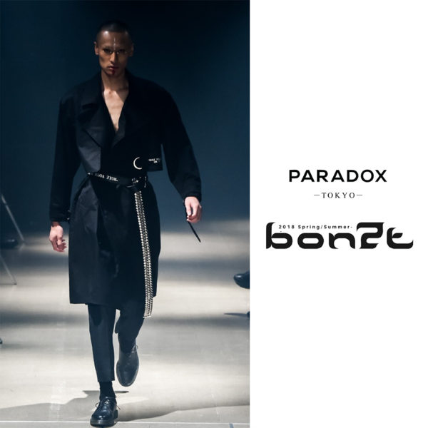2/1(THU) : NEW ARRIVAL / 【PARADOX】18SS COLLECTION