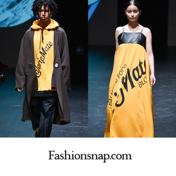 """Fashionsnap.com"" MUZE カロリーメイトコラボ記事 掲載"