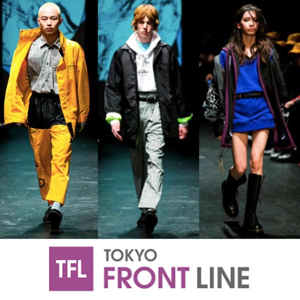 """TOKYO FLONT LINE"" MUZE , PARADOX TOKYO 2018-19年秋冬コレクション 掲載"