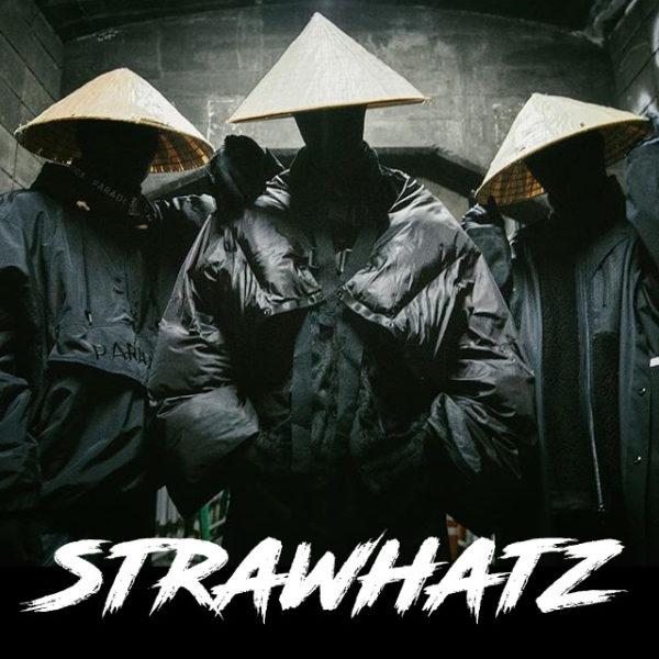 """MUZE""、""PARADOX TOKYO"" 衣装提供  ""Strawhatz"" アーティスト写真"
