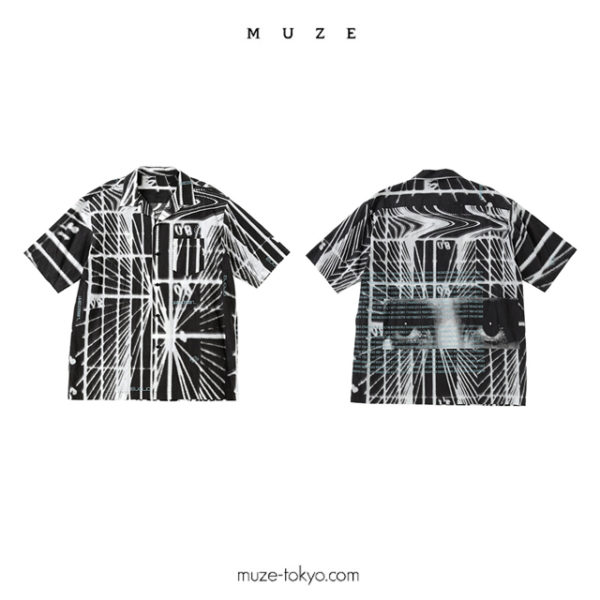 2018.6.10.SUN IN STORE 【MUZE】 GRAPHIC SHIRTS