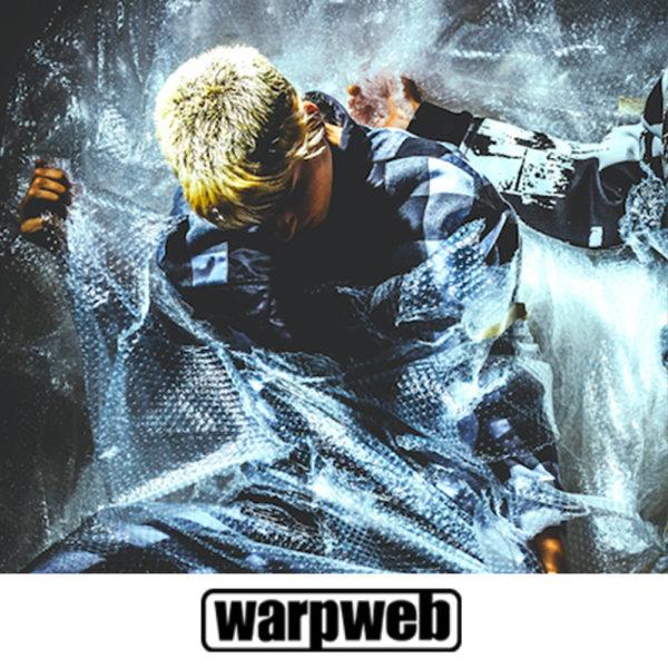 """""""warp web"""" PARADOX TOKYO 掲載"""