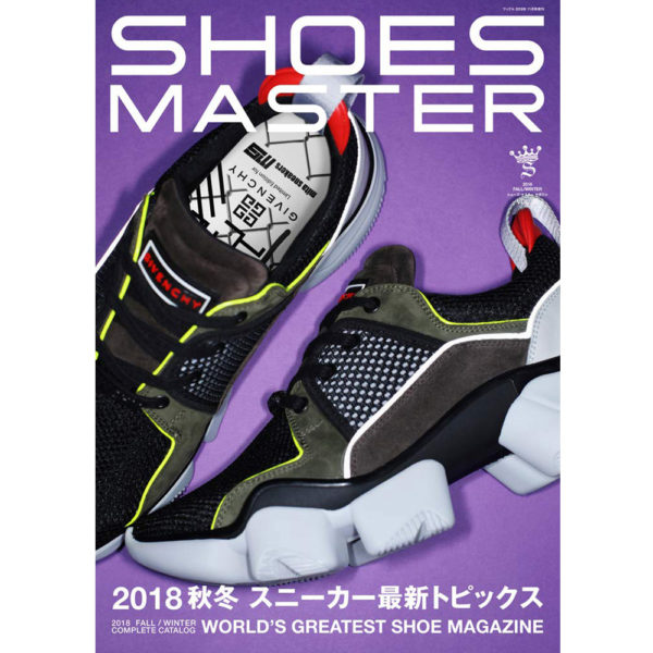 """MUZE"" 掲載 【SHOES MASTER Magazine Vol.30】"