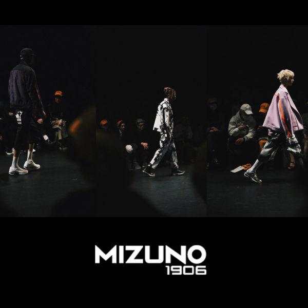 """""""PARADOX TOKYO"""" 掲載 MIZUNO1906公式サイト"""