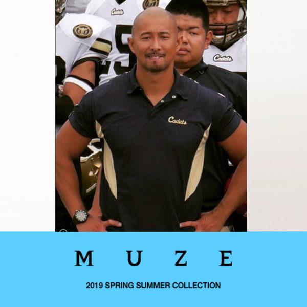 10月17日に行われるAmazon Fashion Week TOKYO(東京コレクション)2019年春夏シーズン「MUZE」のランウェイショーに木村俊作氏が出演決定。
