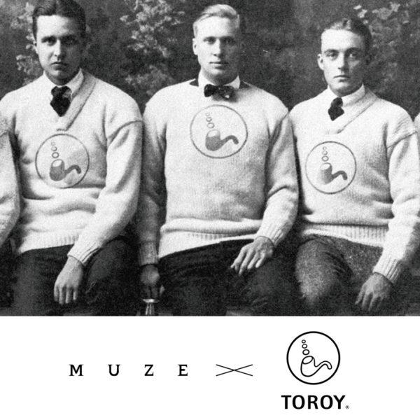 TOROY (トロイ) とMUZE (ミューズ) のコラボレーションアイテム発表を記念しコラボムービーを公開