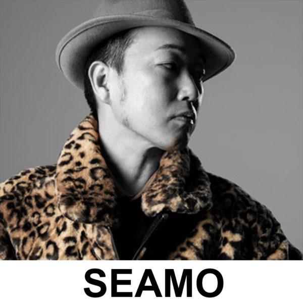 """""""PARADOX TOKYO"""" 衣装提供 """"SEAMO"""" MV"""