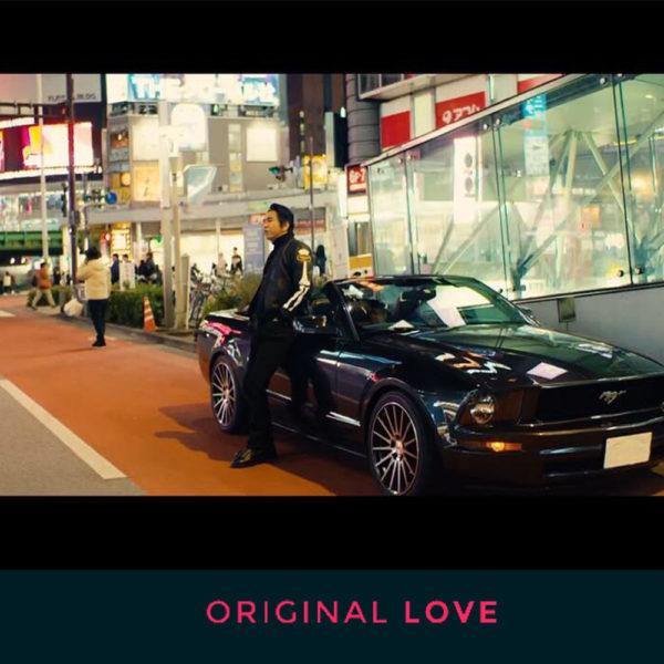"""""""MUZE"""" 衣装提供 """"田島貴男 – オリジナル・ラブ"""" MV"""