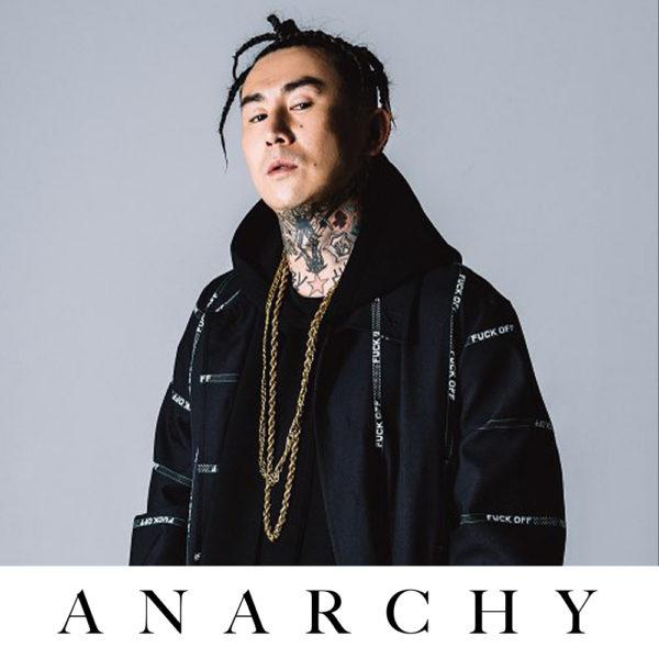 """""""MUZE"""" 衣装提供 """"ANARCHY""""MV"""