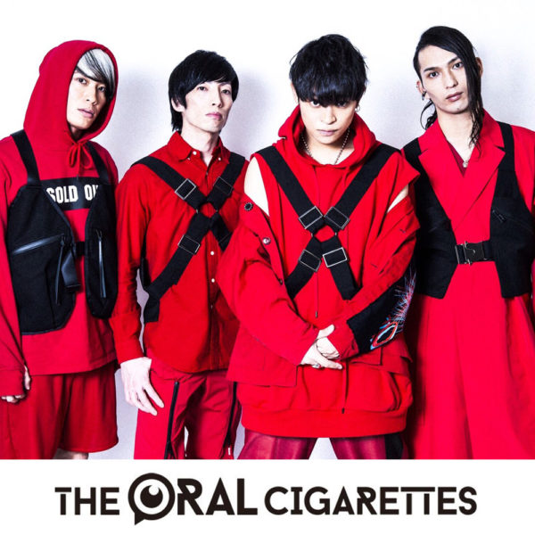 """MUZE"" 衣装提供 ""THE ORAL CIGARETTES"""