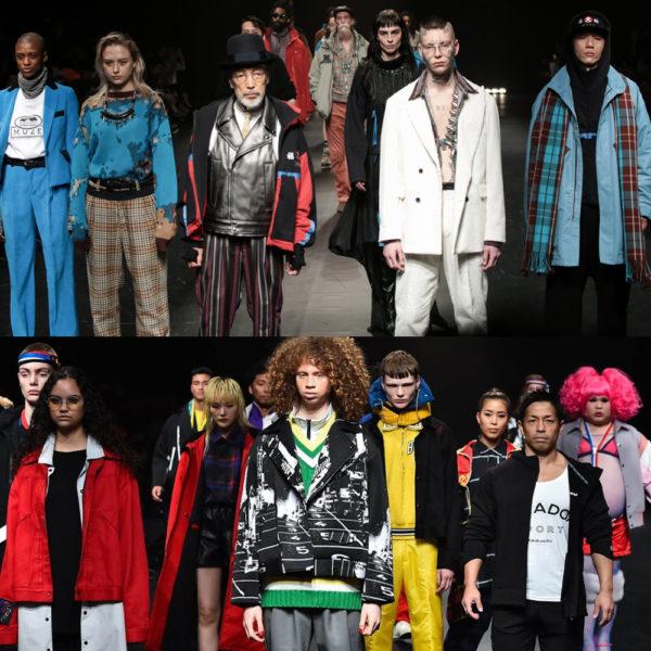 """Amazon Fashion Week TOKYO""でMUZE , PARADOX TOKYO 合同ショーを開催いたしました。"