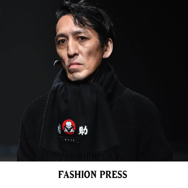 """""""FASHION PRESS"""" MUZE  2019秋冬コレクション掲載"""