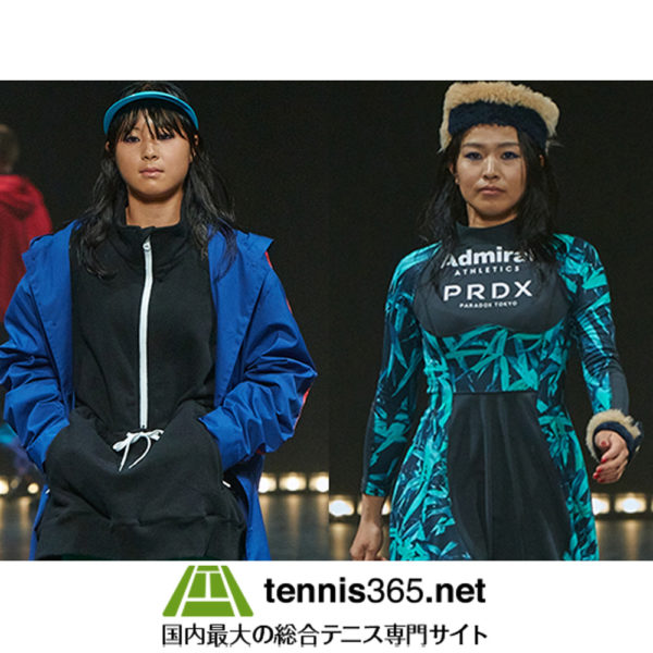 """tennis365.net"" PRDX PARADOX TOKYO 「佐藤久真莉」「宇野真彩」出演レポート掲載"