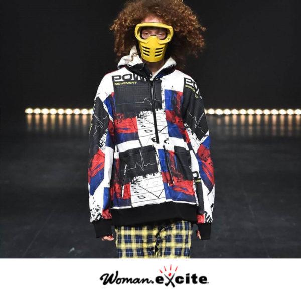 """""""WOMAN EXITE"""" PRDX PARADOX TOKYO 2019秋冬コレクション掲載"""