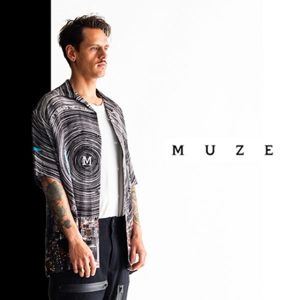 【MUZE】POLALIS SHIRTS
