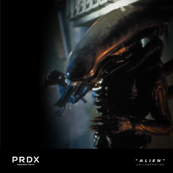 【PARADOX】×【ALIEN】COLLABORATION ITEM COMING SOON…