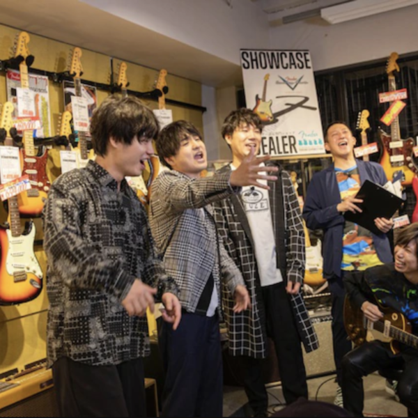 """MUZE"" ""PRDX PARADOX TOKYO"" 衣装提供 ""Official髭男dism"" スペースシャワーTV「V.I.P.」"
