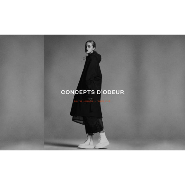 2019.10.09.WED 【ODEUR】2019-20A/W COLLECTION オデュール 2019-20年秋冬コレクション