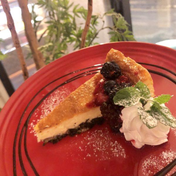 【RTCオススメ ベイクドチーズケーキ】