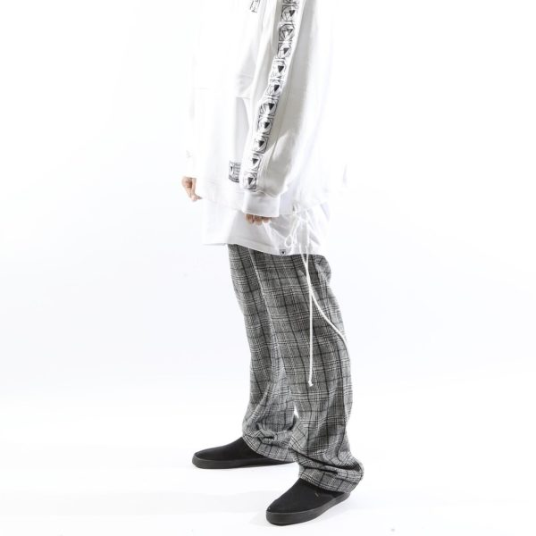 【NEW ARRIVAL】SILLENT FROM ME – KNOWLEDGE -Wool Slacks-