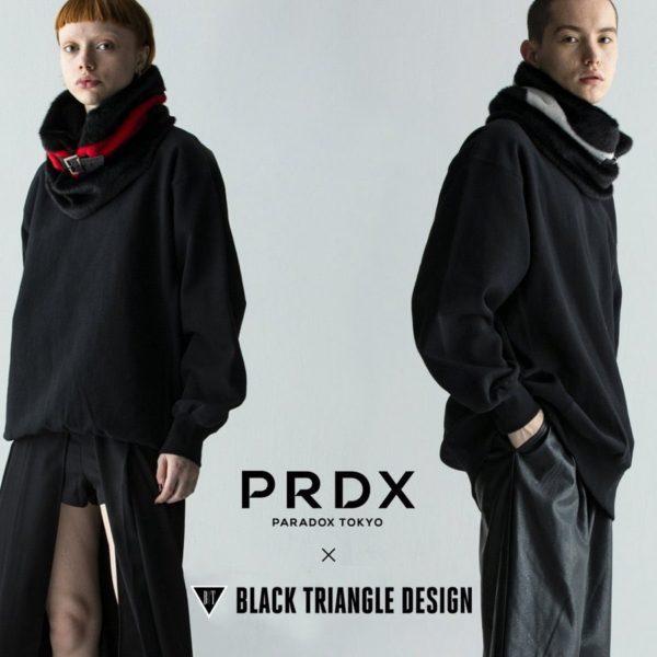 【NEW ARIIVAL】PRDX PARADOX TOKYO × BLACK TRIANGLE DESIGN – FUR SNOOD
