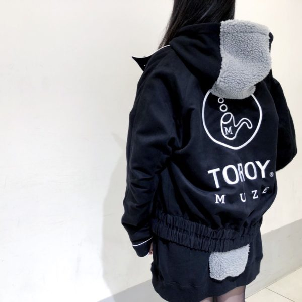 【PICK UP】MUZE×TOROY – DRIZZLER JACKET
